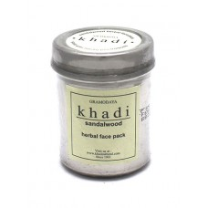 Khadi Herbal Face Pack With Sandalwood 50 gr / Маска-порошок