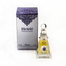 Arba wardat / concentrated perfume