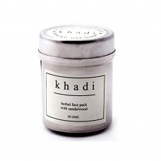 Khadi / Herbal face pack with SANDALWOOD 50 gr