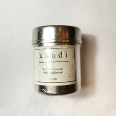 KHADI herbal face-skrub with sandalwood / скраб для лица с сандаловым деревом