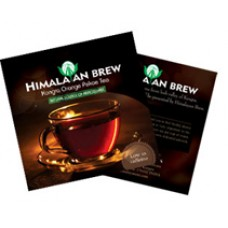 Himalaan Brew Kangra Orange Pekoe Tea 10 gr Чай