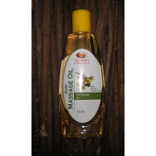Baby Massage Oil with Olive аnd Vitamin E Oil 200 ml Масло для детей