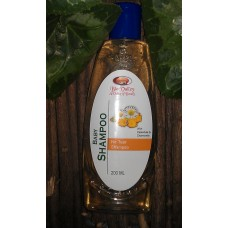Baby Shampoo with Calendula аnd Chamomile 200 ml Шампунь без слез