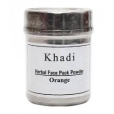 Khadi / Herbal Face Pack Orange 50 gr Порошковая маска Цитрус