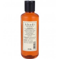 Khadi / Sandalwood Massage Oil 210 ml Красный сандал