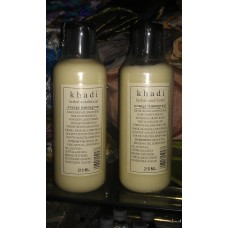 Khadi / Hair Conditioner Lemongrass And Orange 210 ml Кондиционер