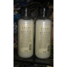 Khadi / Hair Conditioner Green Tea And Aloe-Vera 210 ml (NEW)