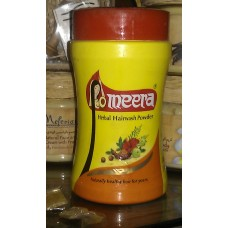 "Dry Meera Herbal Hairwash Powder 120 gr Шампунь ""Миира"""